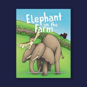 Elephant on the Farm